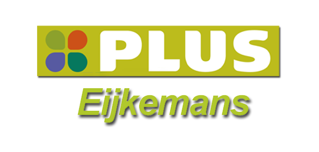 Logo PLUS SUPERMARKT EIJKEMANS