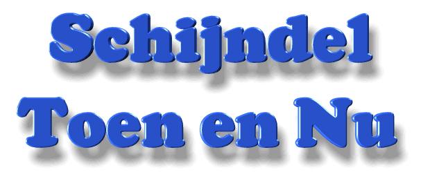 Logo Schijndel Toe en Nu