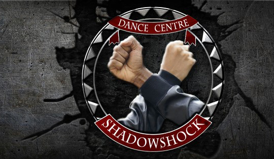 Logo Shadow shock danscentrum